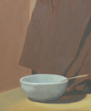 Warm Yellow Underpainting