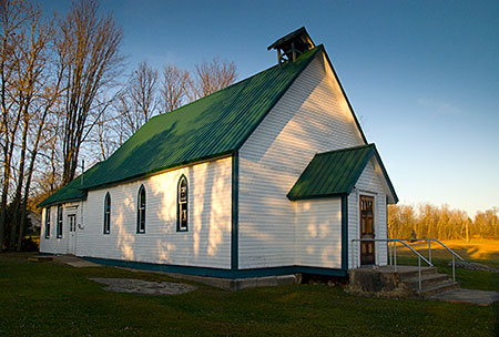 Sparrow Lake Church