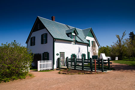 Green Gables, PEI National Park