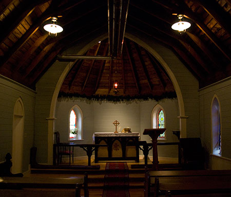 Chancel at St. Stephen's