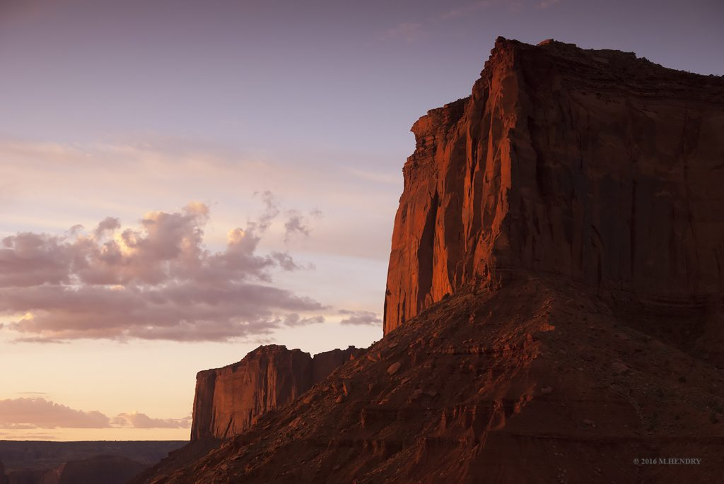 Monument Valley Sunrise, AZ