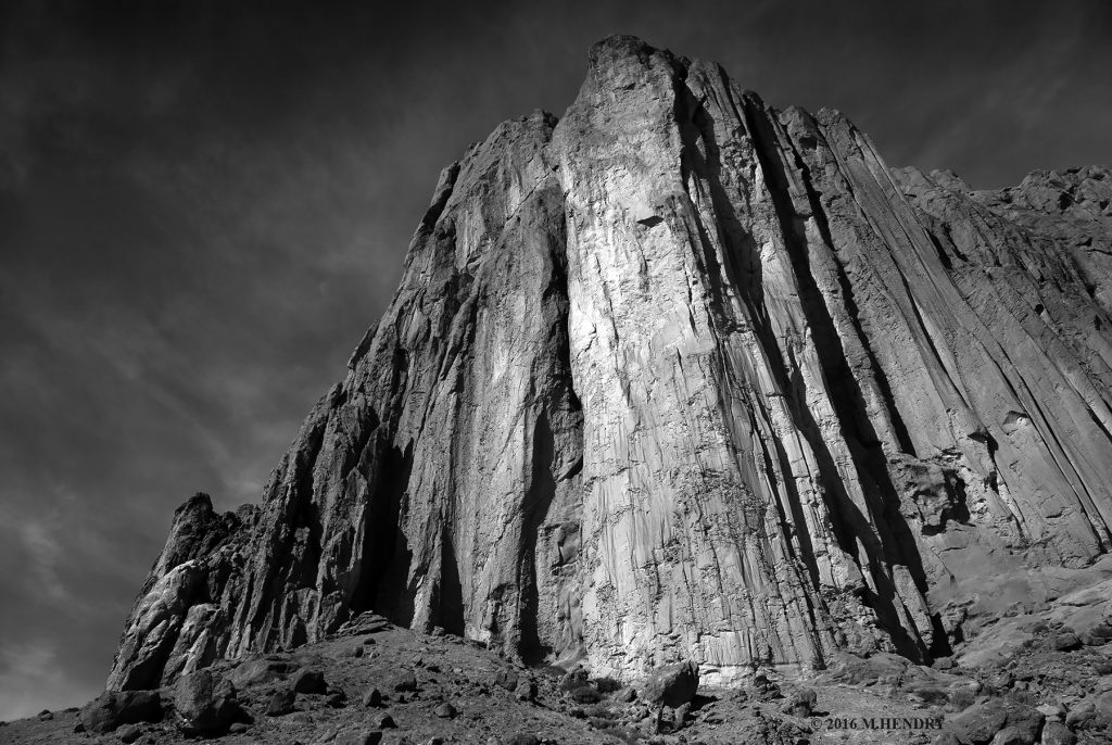 The Dragon's Head, Shiprock, NM